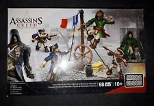 Figurine Assassin Creed Mega blocs Pack de la revolution NEUFRARE style lego