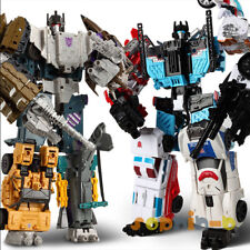 Transformed Defensor Bruticus Complete Combiner Wars 30cm Figure Toys Gifts