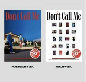 IN STOCK! SHINEE VOL 7 ALBUM [DONT CALL ME] PHOTO BK SELECT VER. - KPOP SEALED