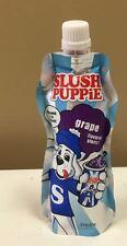 NEW! Slush Puppie Slush Pouches Grape Flavor FREE SHIPPING 24 Units