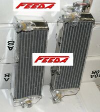 FEEDA 2ROW Radiator HONDA XR650R XR 2000-2007 2001 2002 2003 2004 2005 2006