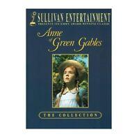 Anne of Green Gables Trilogy Box Set (DVD, 2005, 3-Disc Set)