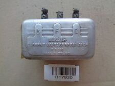 Vauxhall Victor F FB Regler voltage regulator Lichtmaschinenregler 37307B Bj.60