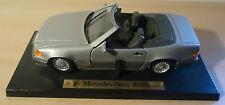 MAISTO : MERCEDES-BENZ 500SL (1989)  Scala  1:18   -   NO BOX