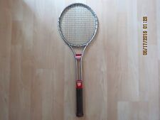 Tennis Racquet, Red Labeled 3000, All Metal.
