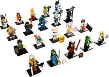 LEGO SERIE NINJAGO MOVIE COLECCIÓN COMPLETA 20 MINIFIGURAS 71019 - NUEVO