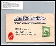 GP GOLDPATH: MOZAMBIQUE COVER 1948 _CV775_P25