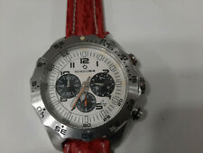 Spazio 24 orologio cronografo uomo chrono quartz (batteria) 47 mm