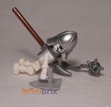 Lego Personalizado Impaled esqueleto cadáver Ideal Para Minas De Moria LOTR 9473 cus109