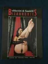 Baldazzini & Saudelli Bizarreries book two Glittering Images