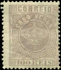 Cape Verde Scott #7 Mint