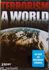Terrorism - A World In Shadows 3-Disc DVD Box Set NEW