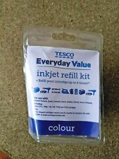 Tesco Colour Inkjet Refill Kit, Up to 6 Times