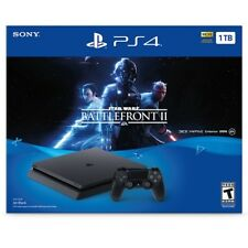 Star Wars Battlefront 2 PS4 Slim 1TB Sony PlayStation 4 Console Bundle New