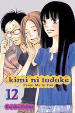 Kimi ni Todoke: From Me to You, Vol. 12 by Karuho Shiina (2012, Paperback)