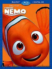 Disney Pixar SCUBA Dentist Ocean Comedy Finding Nemo on Blu-ray & Digital Copy