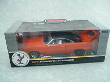 NEW! 1970 PLYMOUTH SUPERBIRD 1:18 426 HEMI SUPER/STREET LIMITED 1 OF 252 #CP7441