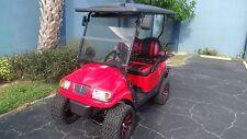Club Car Precedent Golf Cart NEW Phantom Body Cowl Set with Light Kit 17 Colors