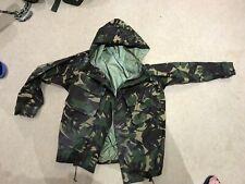 British Army gortex jacket dpm