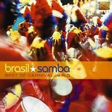 Various Artists - Samba (Best of Carnival in Rio, 2003)