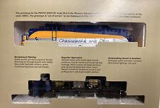 Proto 2000 HO Scale C&O Chesapeake & Ohio BL2 Locomotive #1845