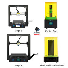 2020 ANYCUBIC Mega-S / Mega-X / Wash and Cure Machine / Photon Zero 3D Printers