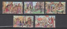 Indonesia Indonesie 1957-1961 used Story Buleleng 1999