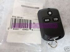 w// Program Info  DEI Auto Command EZSDEI24171 24161 Remote NEW