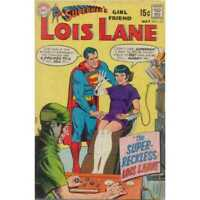 Superman's Girl Friend Lois Lane #101 in Fine + condition. DC comics [*cn]