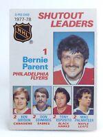1978-79 Parent Dryden Edwards Esposito Palma #70 OPC O Pee Chee Hockey Card H391
