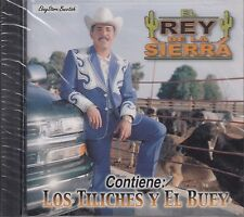 EL REY DE LA SIERRA LOS TILICHES Y EL BUEY CD NEW SEALED