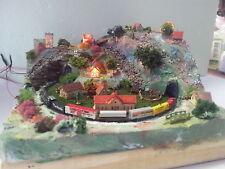 3x super chance Bastelset Kit H 36b houses Landscape Figures scale 1/1000 top