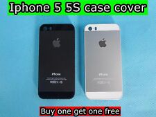 Buy one Get one Free iPhone 5 5S Case Cover Protector Matte Hard Back (D01) New
