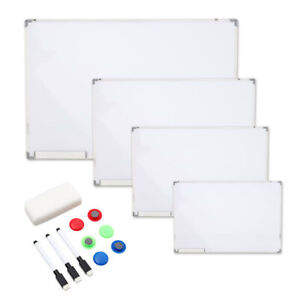 600-1200mm Large Magnetic Whiteboard Dry Erase White Magnetic Board Wall Mounted