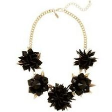 Cluster Necklace Liquidation Sale Natasha Accessories Flower Chunky