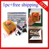 Sunlite 2 Suite 2 DMX Light Console USB Interface Controller 1pc Free Shipping