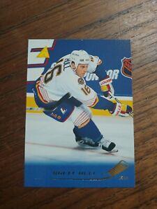 1995 Pinnacle Brett Hull 15