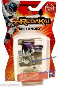 REDAKAI figurine et carte 3d METANOID blast x-drive figure card figurina figuren