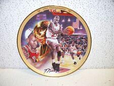 Michael Jordan Collection 1991 Bradford Exchange Collector Plate Low Number 4013