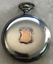 VTG LONGINES SWISS MADE  TWO COVERS FROM 1900 WORKING