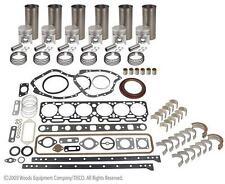 JOHN DEERE 6068T/H - TURBO POWERTECH MAJOR ENGINE OVERHAUL KIT - 9400 7410 7510
