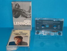 K7 audio - TAPE THE JOHN LENNON COLLECTION - WITH INSERT - 1994