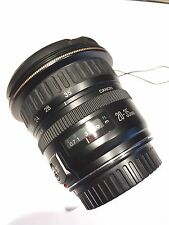 Used Canon EF 20-35mm F3.5/4.5 USM Wide Angle Lens