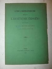 Mugna: Studio Fenomeni Sismici Ascoltatore Endogeno 1880 Forlì prevenire sismi