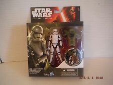 """Star Wars The Force Awakens First Order Stormtrooper Camo Green 3.75"""" Action Fig"""