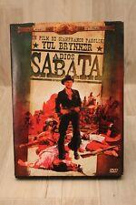 DVD - Adios Sabata