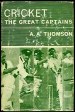 Cricket : The Great Captains by Thomson, A.A. (hardback)