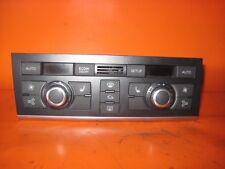 Klimabedienteil, Audi A6 4F, Teilenummer: 4F1820043AG