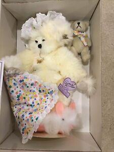 Annette Funnicello Dream Keeper Bear In Original Box
