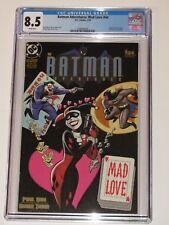 The Batman Adventures: Mad Love #1 (Feb 1994, DC)  Harley Quinn CGC 8.5